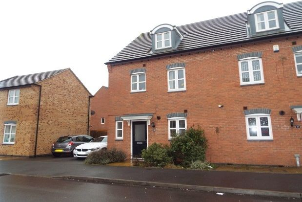 Thumbnail Semi-detached house to rent in Dragoon Road, Coventry