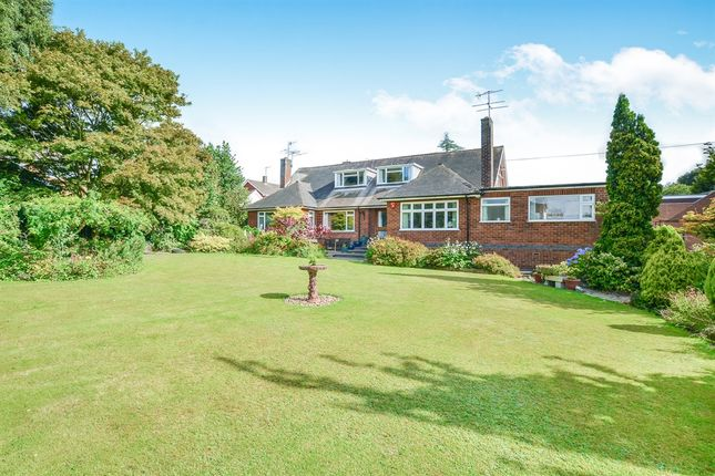 Thumbnail Detached house for sale in Pinfold Road, Giltbrook, Nottingham