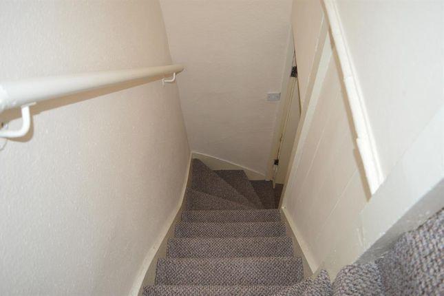 Stairs To Attic of Cedar Street, Halifax HX1