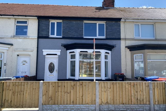 3 bed terraced house to rent in Westfield Avenue, Fleetwood FY7
