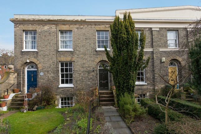 Thumbnail Terraced house for sale in St. Giles Terrace, Norwich