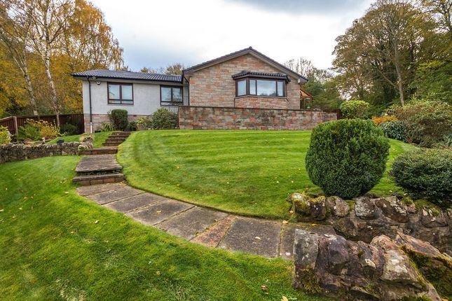 Thumbnail Detached bungalow for sale in 15 Harlaw Road, Balerno
