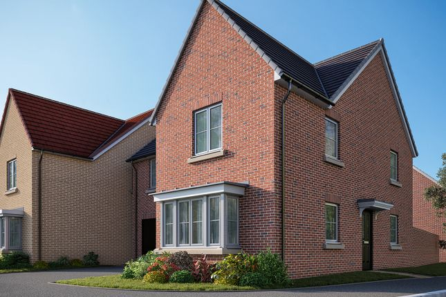 """Thumbnail Detached house for sale in """"The Grassington"""" at Cocked Hat Park, Sowerby, Thirsk"""