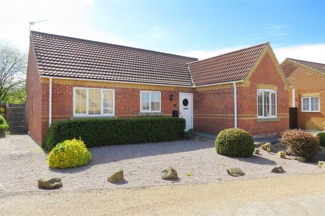 Thumbnail Detached bungalow for sale in Shire Close, Billinghay, Lincoln