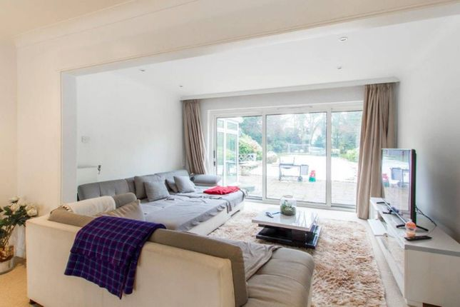 Thumbnail Detached house to rent in Uphill Road, Mill Hill, London