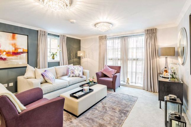 Thumbnail Flat for sale in Abbey Park Avenue, St Andrews, Fife