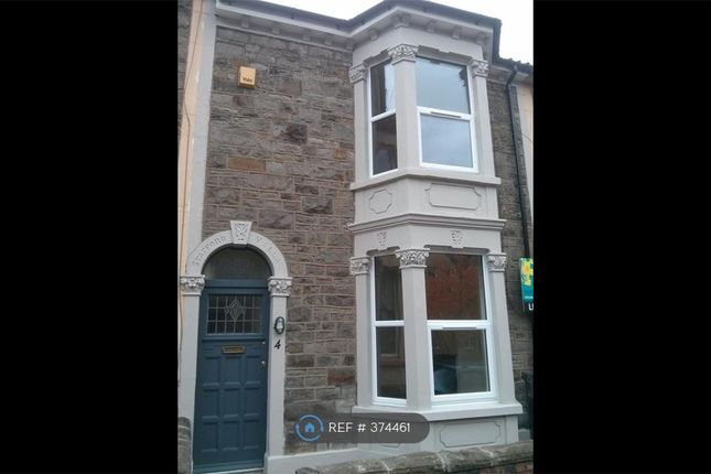 Thumbnail Terraced house to rent in Northcote Road, St. George, Bristol