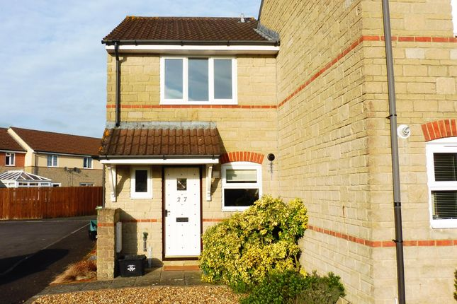 Thumbnail Property to rent in Wedmore Close, Frome