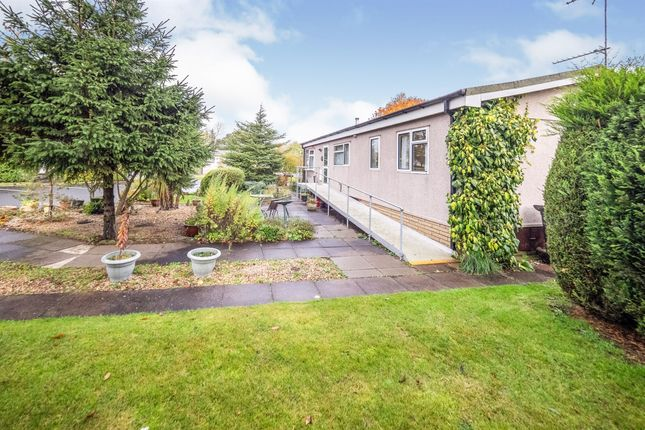 3 bed mobile/park home for sale in Harbury Lane, Heathcote, Warwick CV34
