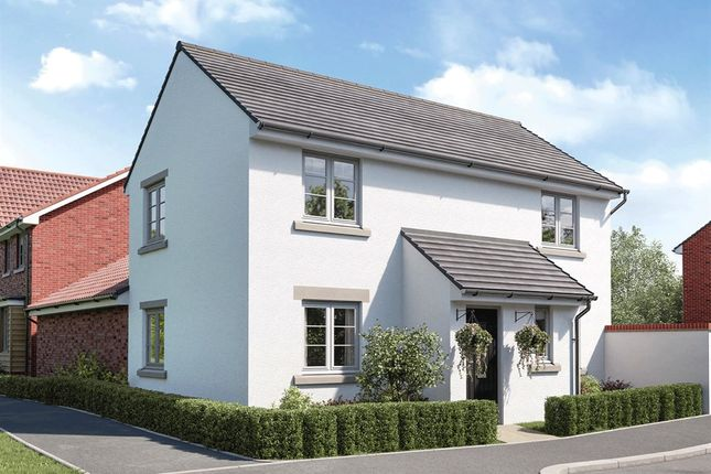 """3 bed detached house for sale in """"The Hokum """" at Clarks Close, Yeovil BA22"""