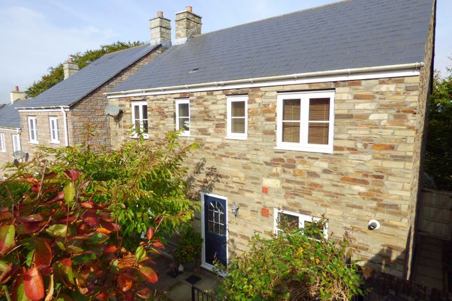 Thumbnail Detached house for sale in Exeter Road, Okehampton