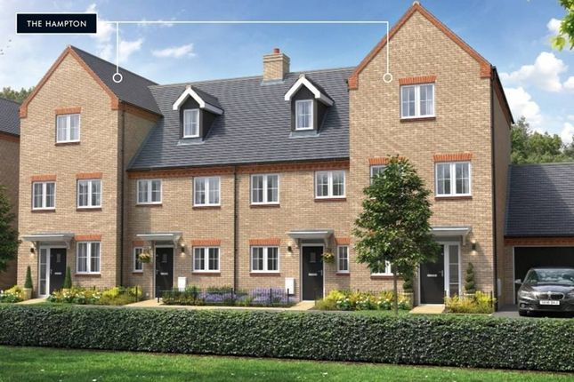 """Thumbnail Property for sale in """"The Hampton"""" at Kempton Close, Chesterton, Bicester"""