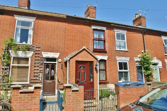 Thumbnail Terraced house for sale in St. Olaves Road, Norwich