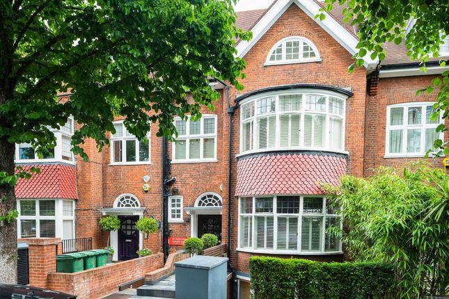 Thumbnail Terraced house for sale in Eldon Grove, Hampstead Village, London