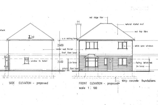 Thumbnail Detached house for sale in Jubilee Crescent, Bridgend, Bridgend.