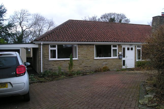 Thumbnail Detached bungalow to rent in Castlegate, Pickering