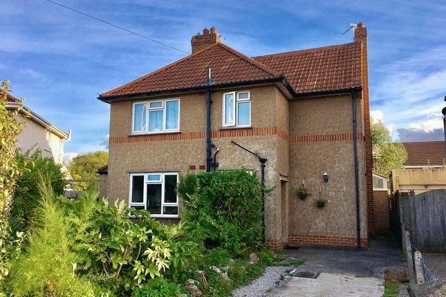 Thumbnail Detached house for sale in Belgrave Road, Milton, Weston-Super-Mare