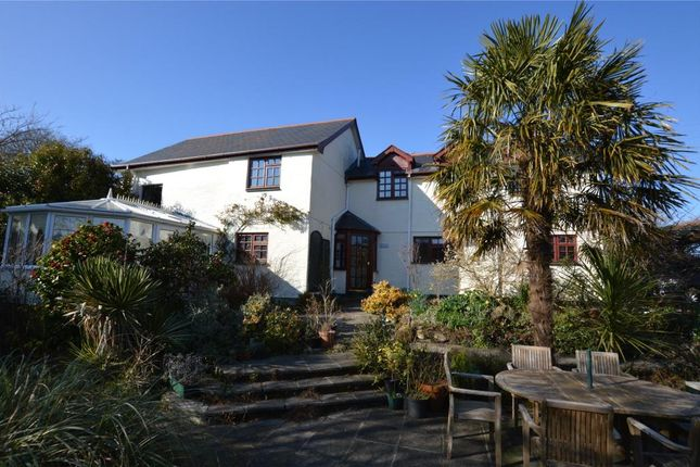 Thumbnail Detached house for sale in School Hill, Herodsfoot, Liskeard, Cornwall