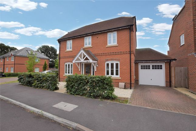 Thumbnail Detached house for sale in Blackberry Gardens, Winnersh, Wokingham, Berkshire