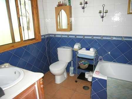 Bathroom of Spain, Málaga, Sedella