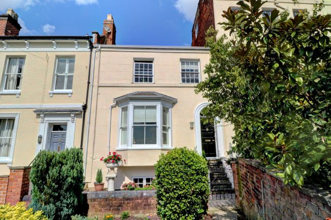 Thumbnail Terraced house for sale in Rainbow Hill Terrace, Worcester