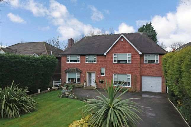 Thumbnail Detached house for sale in Ringley Road, Whitefield, Manchester, Greater Manchester