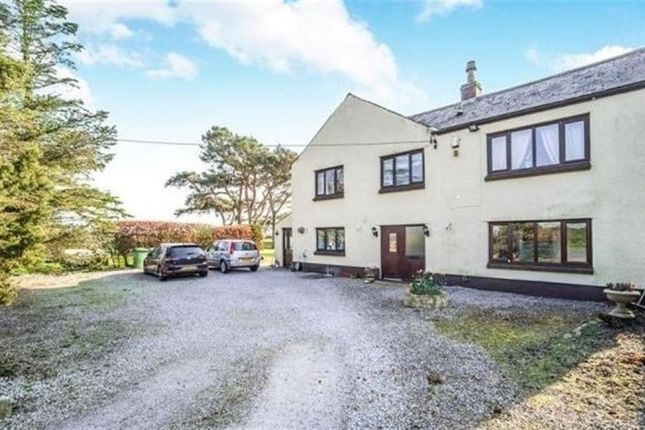 Thumbnail Detached house for sale in Newton Arlosh, Wigton