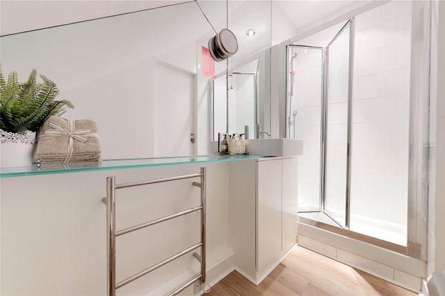 Shower Room of Cowper Street, London EC2A