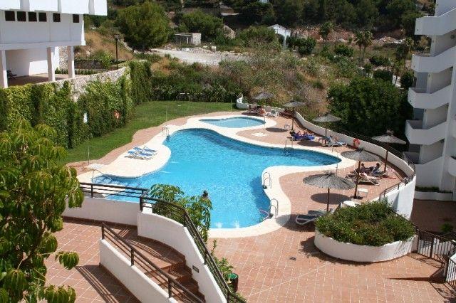 Communal Pool of Spain, Granada, Almuñecar, La Herradura