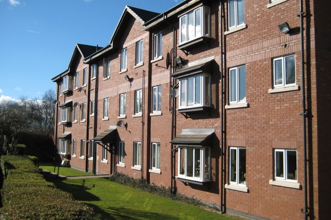 Thumbnail Flat to rent in Sands Close, Hattersley
