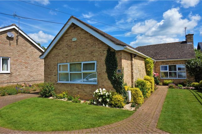 Thumbnail Detached bungalow for sale in Lincoln Road, Branston, Lincoln