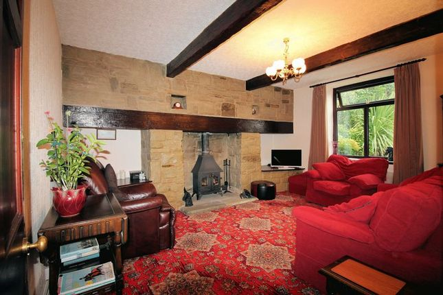 Living Room of The Farmhouse, Land & Stables, Arthur Lane, Ainsworth BL2