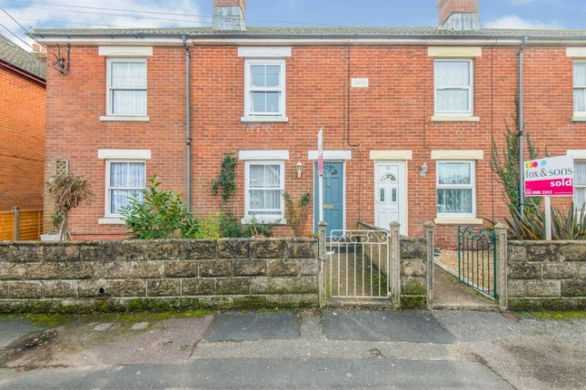 3 bed terraced house for sale in School Road, Totton, Southampton SO40