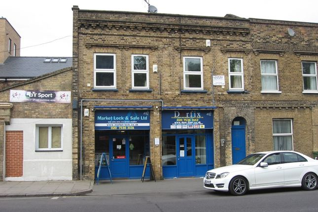 Thumbnail Retail premises for sale in Manchester Road, London