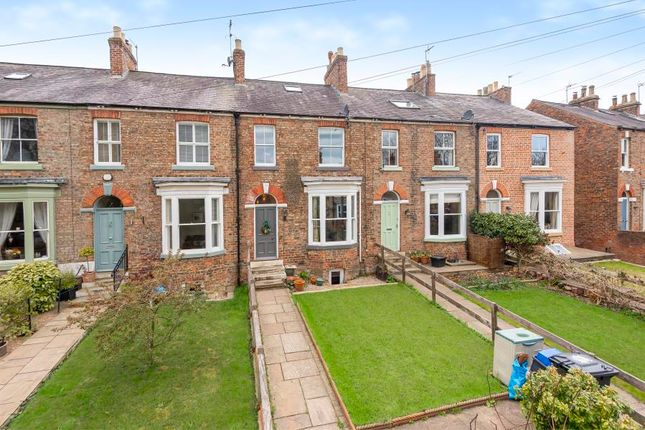 Thumbnail Terraced house for sale in Princess Road, Ripon