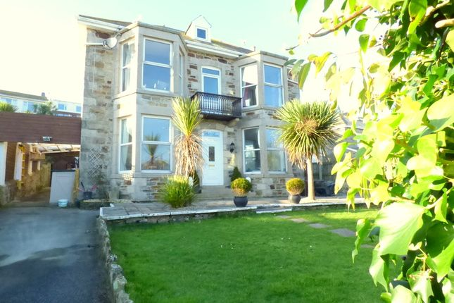 Thumbnail Detached house for sale in The Gounce, Perranporth