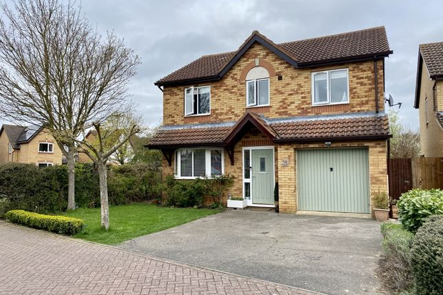 4 bed detached house for sale in Beaumont Close, Hartford, Huntingdon PE29