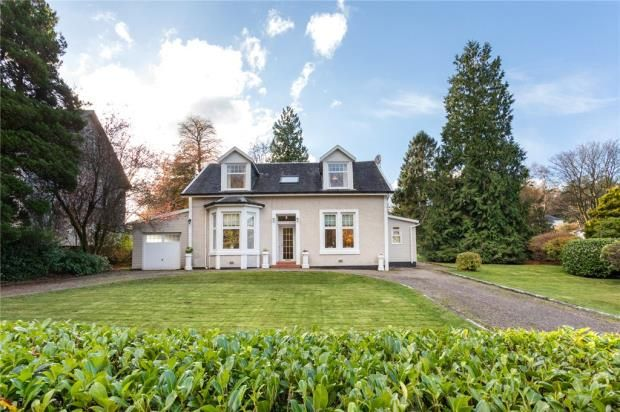 Thumbnail Detached house for sale in George Street, Hunters Quay, Dunoon, Argyll And Bute