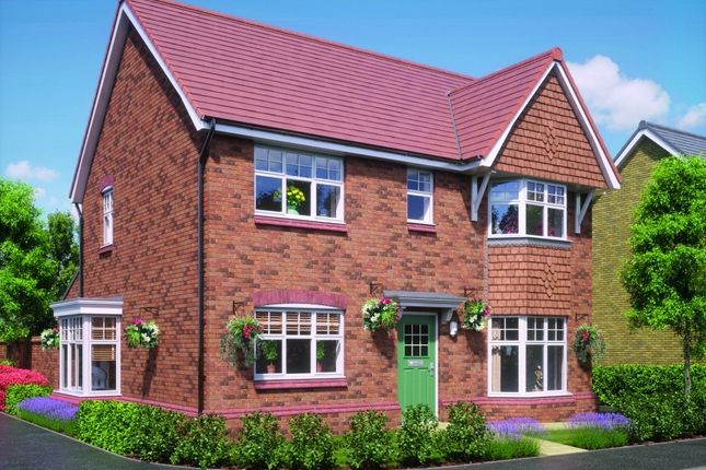Thumbnail Detached house for sale in Rectory Lane Wigan, Standish
