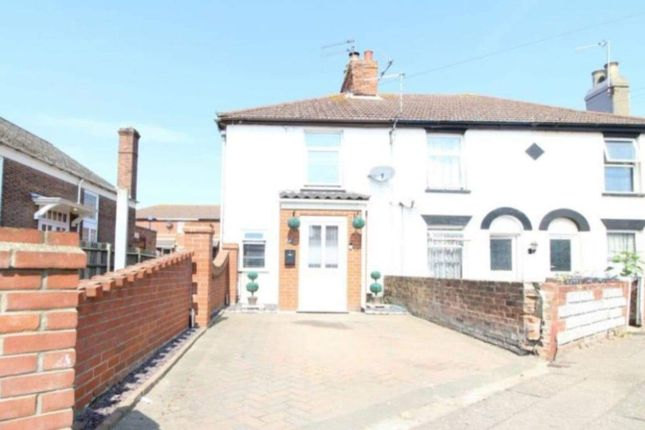 2 bed end terrace house to rent in Saw Mill Lane, Great Yarmouth NR31