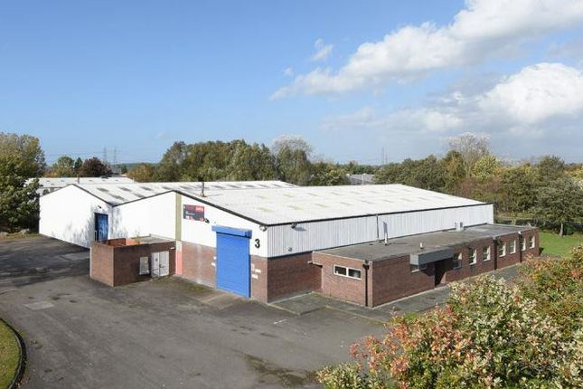 Light industrial to let in Unit 3, Drive A, First Avenue, Deeside Industrial Park East, Deeside, Flintshire