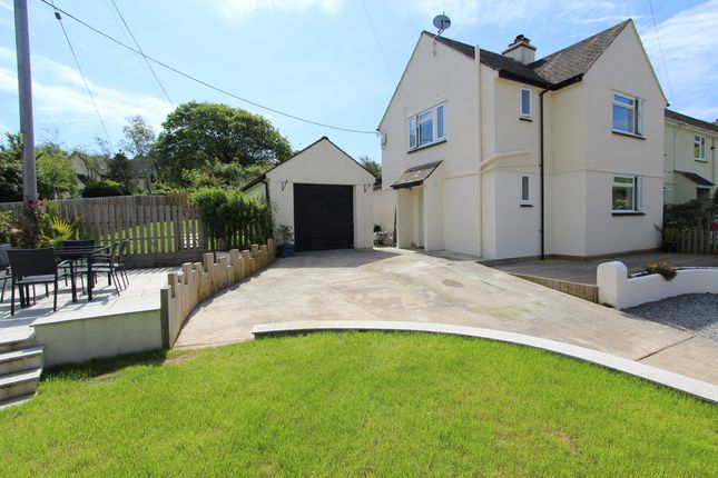 Thumbnail End terrace house for sale in Mowhay Meadows, St. John, Torpoint