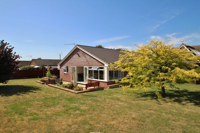 Detached bungalow for sale in Elmswell, Bury St Edmunds, Suffolk