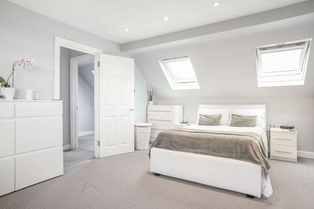 Master Bedroom of Simmons Lane, London E4