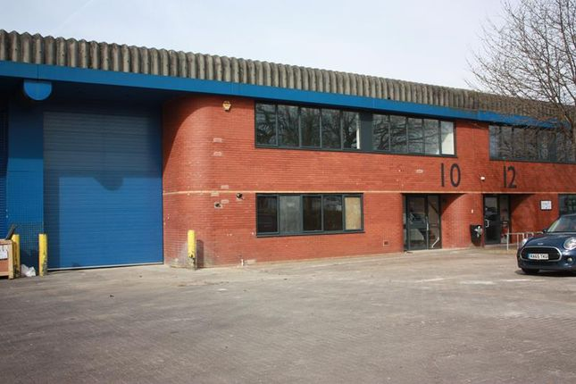 Thumbnail Light industrial to let in Unit 10 Abbey Road Industrial Estate, Commercial Way, Park Royal, London