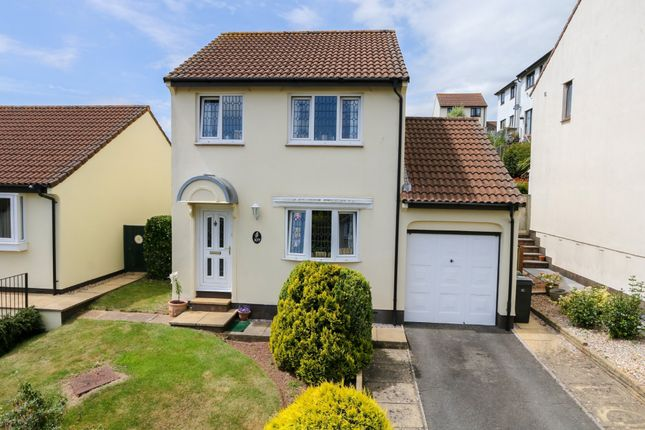 Thumbnail Detached house for sale in Moor View Drive, Teignmouth