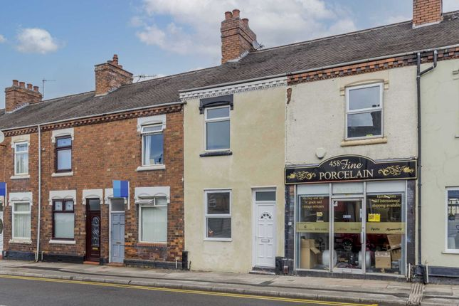 Thumbnail Terraced house for sale in Hartshill Road, Hartshill