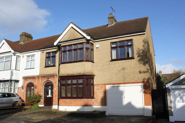 Thumbnail End terrace house for sale in Danbury Way, Woodford Green