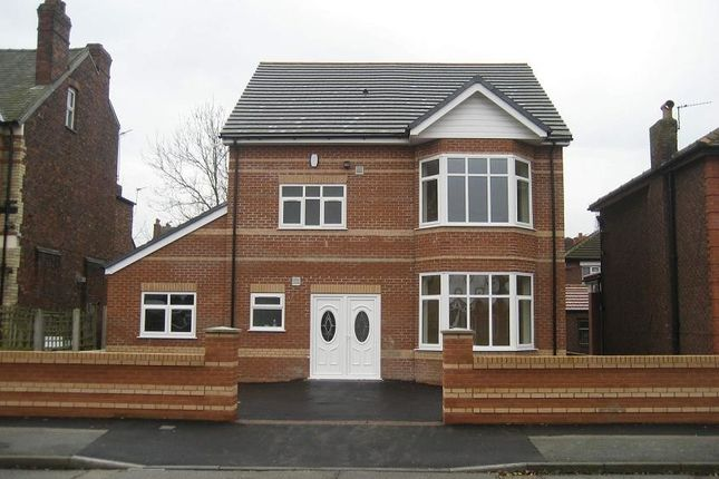 Thumbnail Detached house to rent in Abberton Road, Bills Included, Manchester