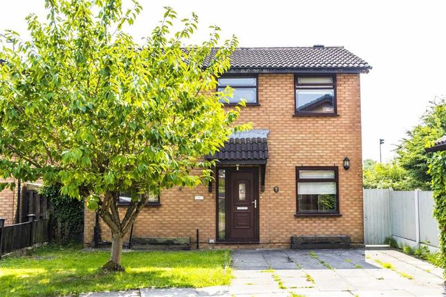 Thumbnail Detached house to rent in Schofield Gardens, Leigh, Lancashire